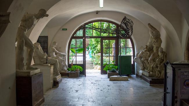 Már látogatható Mátyás király szülőháza Kolozsváron