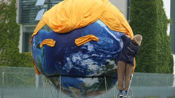 Drasztikus hatással van a klímaváltozás Amerikára