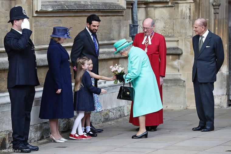 Ne érkezzen ajándék nélkül!Igen, nemcsak szép ruhával kell készülni a királynővel való találkozóra, hanem valami meglepetéssel is