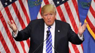 Trump beteg: alkalmatlan elnöknek