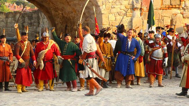 A hétvégén újraéled 1552 az egri várban