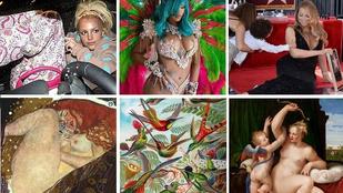 Britney Spearst és Gustav Klimtet az isten is egymásnak teremtette