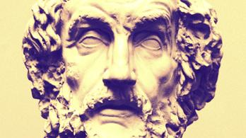Az ókori görögök nem láttak jobban, mint egy méhecske?