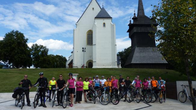 Ismét kerékpáros örökségtúra a Felső-Tisza vidékén