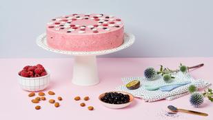 Mogyorós és mákos-málnás az év tortája