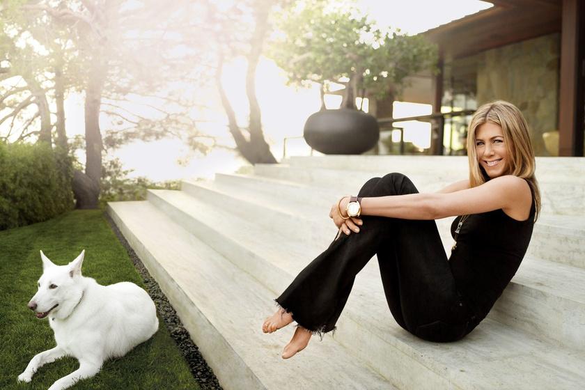 Jennifer Aniston otthonától tátva marad a szád - Elképesztő luxusban él a színésznő