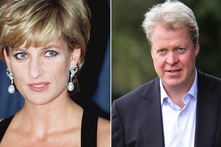 Diana hercegnő öccsét támadják a netezők - Képmutatónak tartják