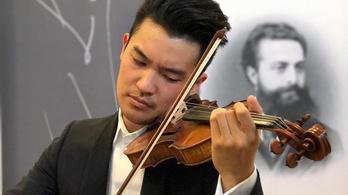 Ray Chen megmutatja, mitől Auer-tanítvány az Auer-tanítvány