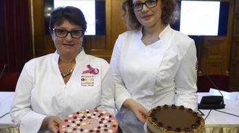 A Balatoni habos mogyoró lett az ország tortája