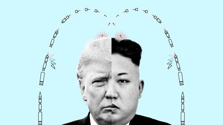 Eljött a pillanat, amikor egymásnak ugrik Trump és Kim Dzsongun?