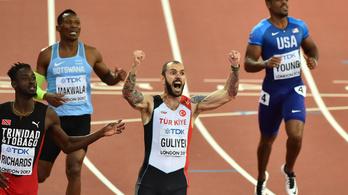 Usain Bolt kedvenc távján török sprinter nyert
