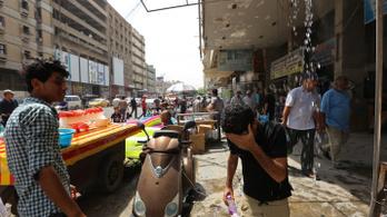 Lópikula ez, nem kánikula, ami itthon van: nézze meg, mi történik Irakban