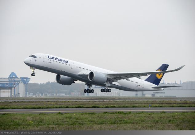 Az Airbus A350