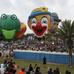 A nemzetközi hőlégballon-fesztivál képekben
