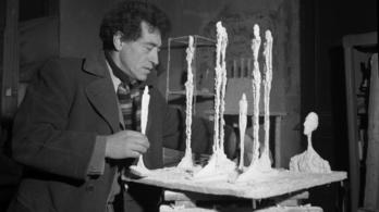 Elveszett Giacometti-rajzok kerültek elő
