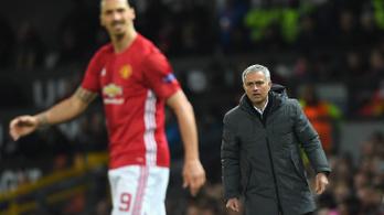 Mourinho: Tárgyalunk Zlatannal a folytatásról