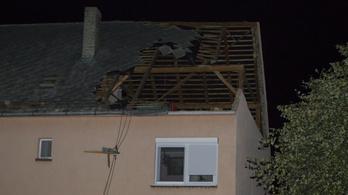 11 ezer háztartásban még mindig nincs áram a Nyugat-Dunántúlon