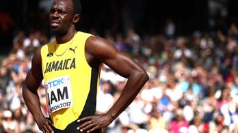 Usain Boltot ma éjjel lehet utoljára látni  futni