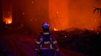 3000 tűzoltó küzd, hogy ne ismétlődjön meg a júniusi tragédia Portugáliában