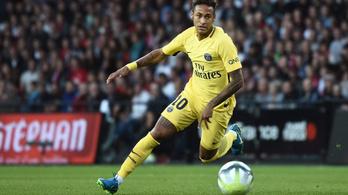 Neymar máris megnyert egy meccset a PSG-nek