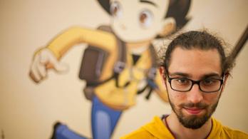 A szíriai gamer játékot csinált a saját meneküléséből