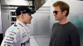 Rosberg: Bottas a tökéletes pilóta