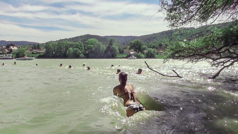 Volt, aki hatszor úszta át a Dunát a hétvégén