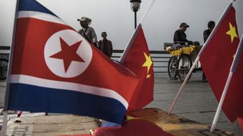 Nehéz helyzetbe hozhatja Észak-Koreát Kína
