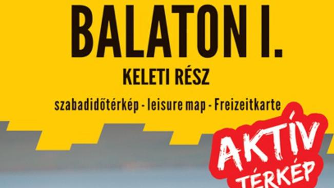 Megjelent a Cartographia hiánypótló kerékpárostérképe a Balaton keleti részéről