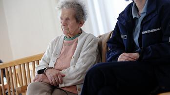 Újra akcióba lendült a 91 éves tolvaj