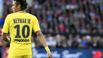 Neymar már be is szólt a Barcelonának