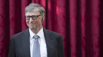 Bill Gates eladományozta a vagyona huszadát, de még mindig ő a leggazdagabb