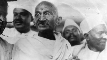 Gandhi teljesen kétségbeesett India felszabadulásakor