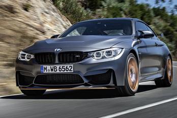 Visszafejlesztik a BMW M4-est?