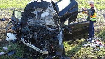 Halálos baleset volt Szegeden és az M5-ösön is
