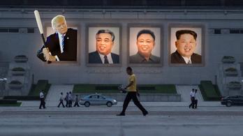 Ez lenne, ha Trump tényleg megtámadná Észak-Koreát
