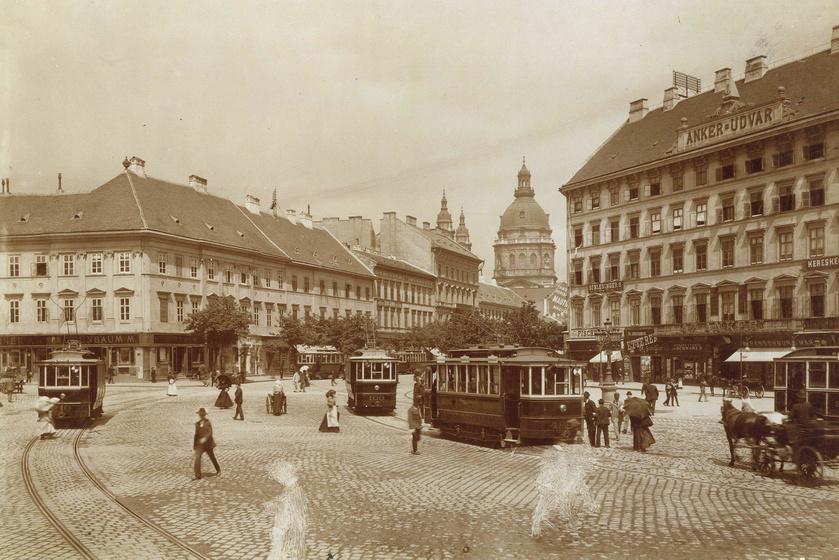 Budapest 110 évvel ez előtt: 10 hely, ami ismerős, mégis sokat változott