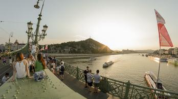 Hivatalos: Budapest jobb hely, mint Prága, Róma vagy London