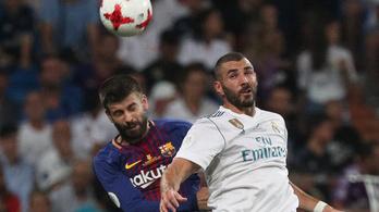 Piqué elkeseredett, még nem érzett ilyet, amióta Barcelonában van