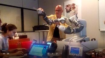 Robotkarmester fogja vezényelni Andrea Bocellit
