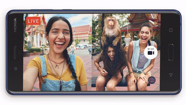 Az új Nokia forradalmasítaná a szelfit