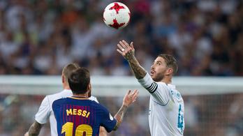 Ha kell egy kis parasztság, Sergio Ramosnál kéznél van