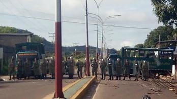 Véres összecsapás volt egy venezuelai börtönben