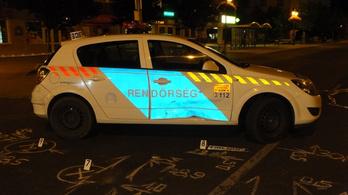 Két rendőrautónak is nekiment az ózdi ámokfutó