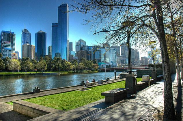 A csodás Melbourne
