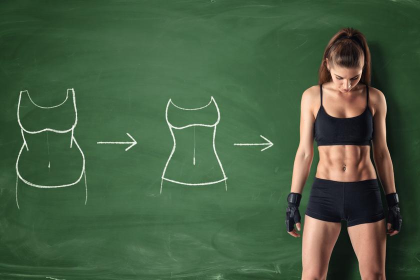 Hogyan lesz izom a zsírból? Az átalakulás így játszódik le valójában a szervezetben