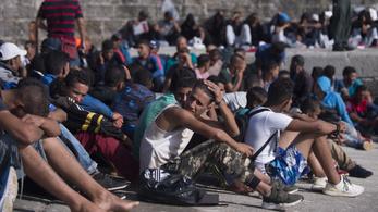 Jet skis embercsempészeket fogtak a Gibraltári-szorosnál