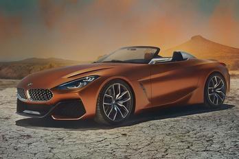 Z4: a BMW új stílusa