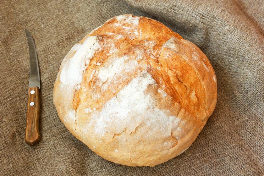Ropogós, foszlós házi kenyér: gép nélkül is elkészítheted