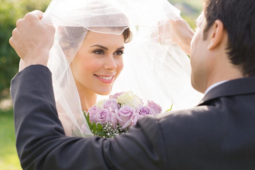 Mire gondol a férfi, amikor először meglátja a menyasszonyát? Vicces gyűjtemény a vőlegényektől